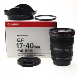 17-40mm f/4 L USM Canon EF