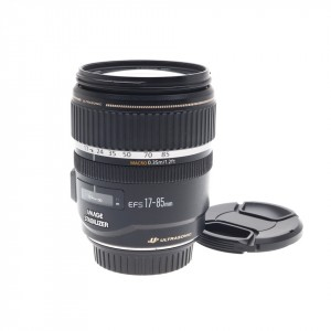 17-85mm f/4-5.6 EFS IS USM Canon