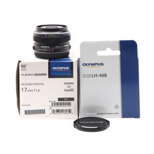 17mm f/1.8 M.Zuiko Digital Olympus