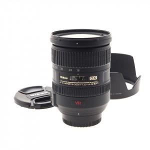 18-200mm f/3.5-5.6G VR Nikkor AF-S DX