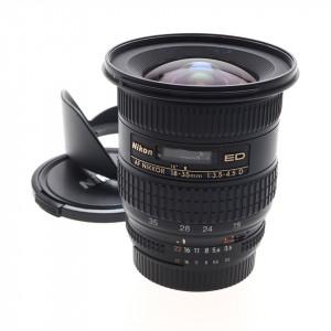 18-35mm f/3.5-4.5 Nikkor AF D IF ED