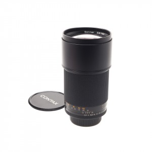 180mm f/2.8 Sonnar Zeiss T* (C/Y) West Germany