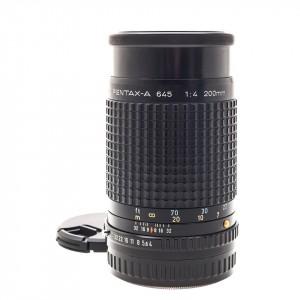 200mm f/4 SMC Pentax-A 645