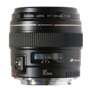85mm f/1.8 EF USM CANON