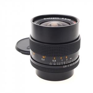 25mm f/2.8 T* Distagon Zeiss (C/Y)