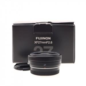 27mm f/2.8 XF Fujifilm