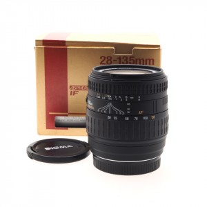 28-135mm f/3.8-5.6 Macro IF Sigma (Canon AF)