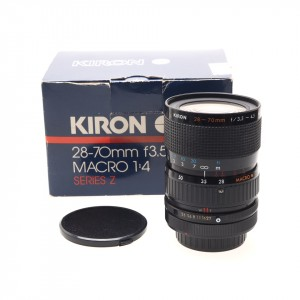 28-70mm f/3.5-4.5 Kiron Macro 1:4 (Canon FD)