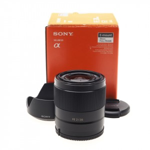 28mm f/2 Sony FE