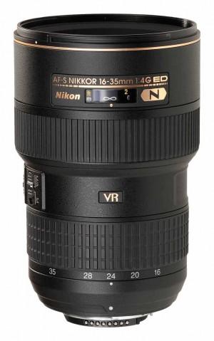 16-35mm F/4 G VR AF-S ED NIKKOR