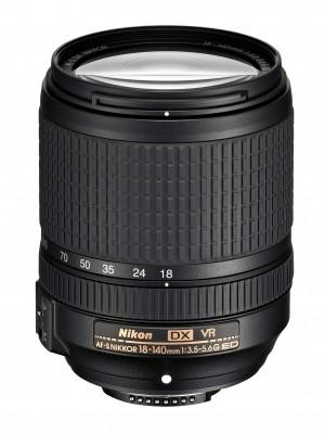 18-140mm f/3,5-5,6G ED VR AF-S DX NIKKOR