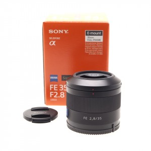 35mm f/2.8 ZA Sonnar T* Sony FE