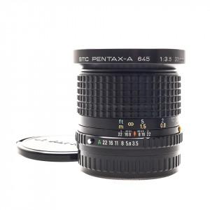 35mm f/3.5 SMC Pentax-A 645
