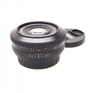 40mm f/2 SL Ultron Voigtlander (Canon EOS)