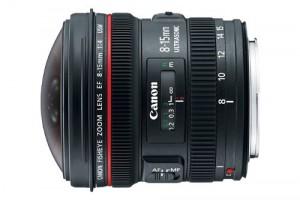 8-15mm f/4.0 L EF USM FISHEYE CANON