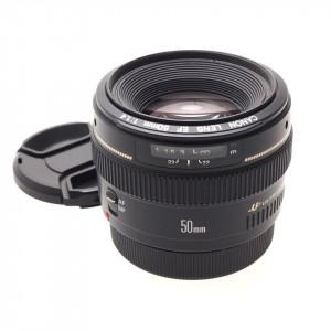 50mm F/1.4 USM Canon EF