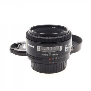 50mm F/1.8 Nikkor AF
