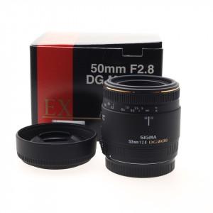 50mm f/2.8 EX DG Macro Sigma (Canon AF)