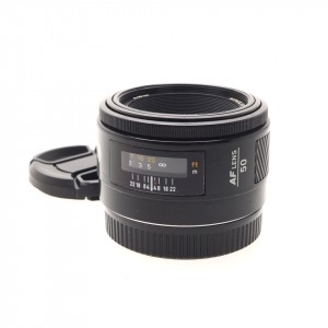50mm f/1.7 Minolta AF