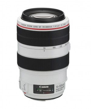 70-300mm f/4.0-5.6L EF IS USM CANON