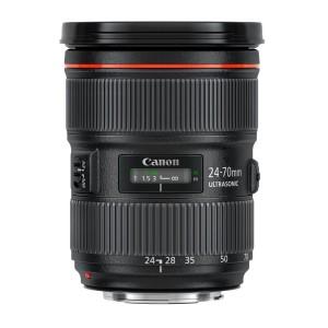 24-70mm f/2.8L EF II USM CANON