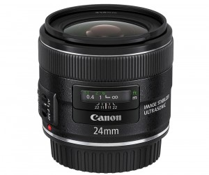 24mm f/2.8 EF IS USM CANON