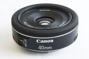 40mm f/2.8 EF STM CANON