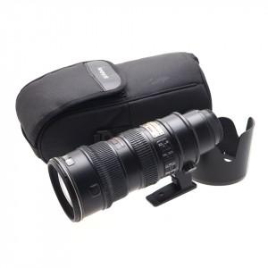 70-200mm f/2.8G ED VR AFS Nikkor