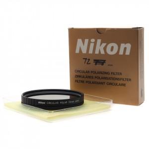 Nikon Polarizzatore Circolare 72mm