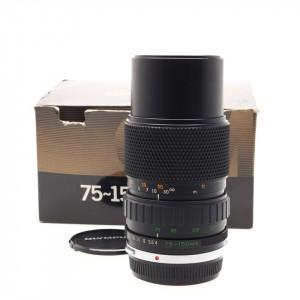 75-150mm f/4 Auto-Zoom Olympus OM