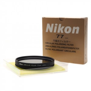 Nikon Polarizzatore Circolare 77mm