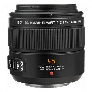 45mm f/2.8 ASPH PANASONIC