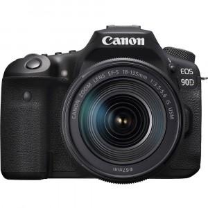 Canon EOS 90D DSLR Kit 18-135