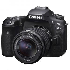 Canon EOS 90D DSLR Kit 18-55