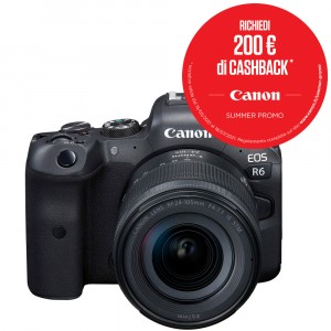 Canon EOS R6 kit 24-105mm f/4-7,1 IS STM