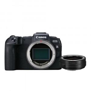 Canon EOS RP body + Mount Aadapter EF-EOS R
