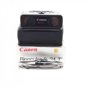 Binocolo Canon 8x24 7°