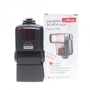 Flash Metz Mecablitz per Canon AF mod.36 AF-4C