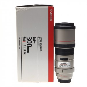 300mm f/4.0 L IS USM Canon EF