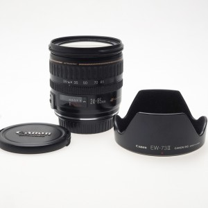 24-85mm f/3.5-4.5 USM Canon EF