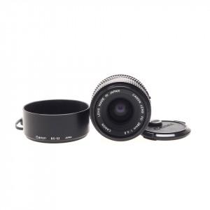 28mm f/2.8 SC Canon FD