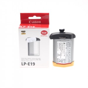 Canon LP E-19