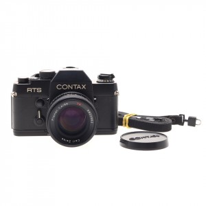 Contax RTS + 50mm f/1.7 Planar