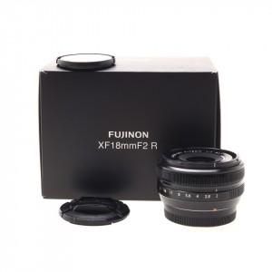 18mm f/2 R XF Fujifilm