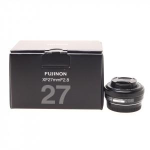 27mm f/2.8 Fujifilm XF
