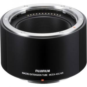 Fujifilm MCEX-45G WR Anello/Tubo di prolunga macro 45 mm per attacco GF