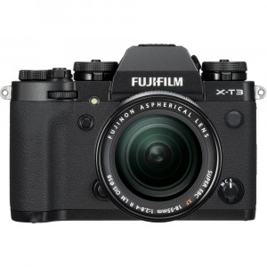 Fujifilm X-T3 Kit XF 18-55mm Black