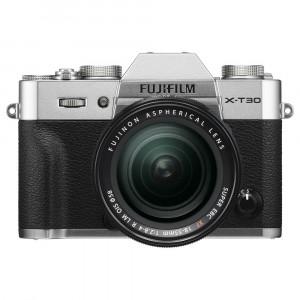 Fujifilm X-T30 Kit XF 18-55MM Silver