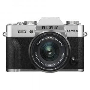 Fujifilm X-T30 Kit XF 15-45mm Silver