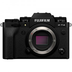 Fujifilm X-T4 Body Black